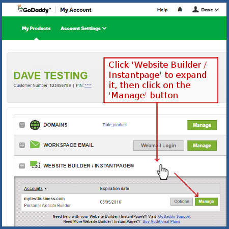 Godaddy Website Builder Free Hit Counter Visitor Tracker And Web